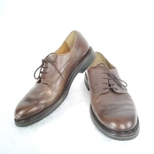 Mephisto Mens Leather Derby Shoes Size 12